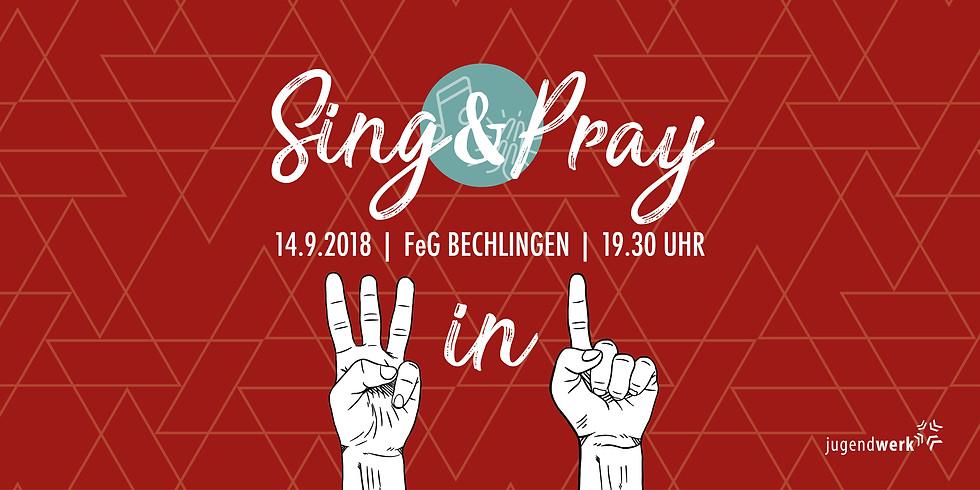 Sing & Pray Gottesdienst