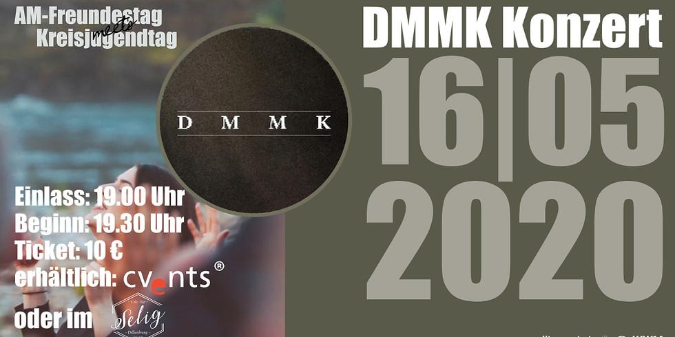 Konzert mit DMMK