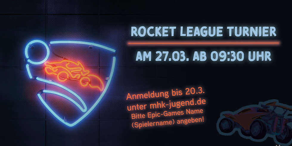 Rocket League Turnier 2021