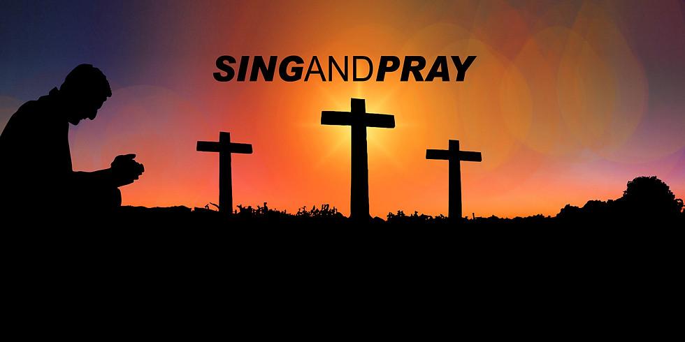 Sing & Pray Karfreitag
