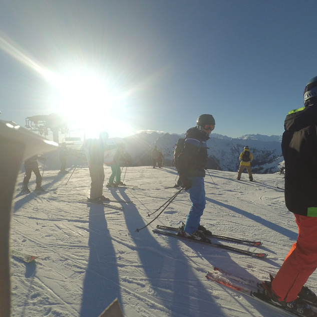 Ski-Freizeit Österreich 2017