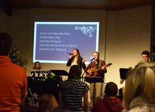 Sing & Pray in Bischoffen beschließt das Jahr im Jugendwerk