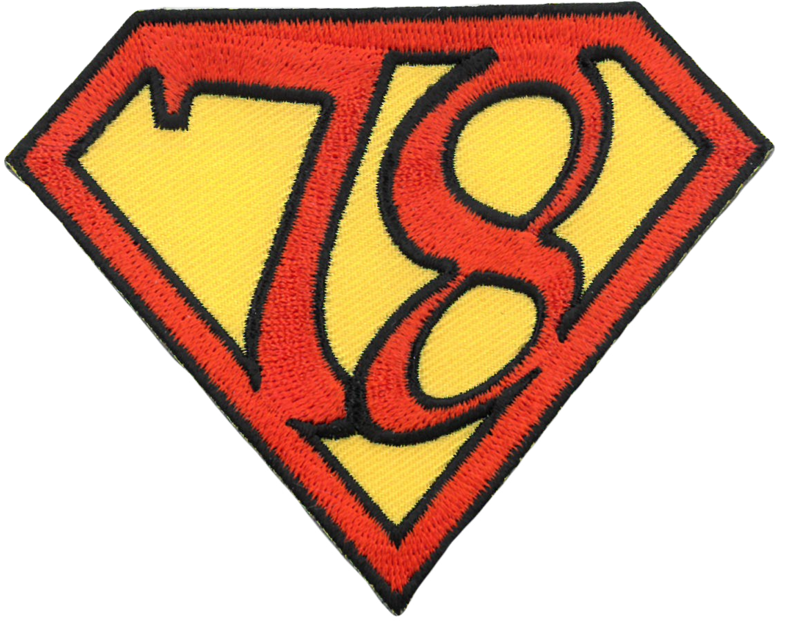 Badge Kostuum 1978