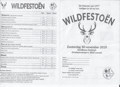 wildfestijn