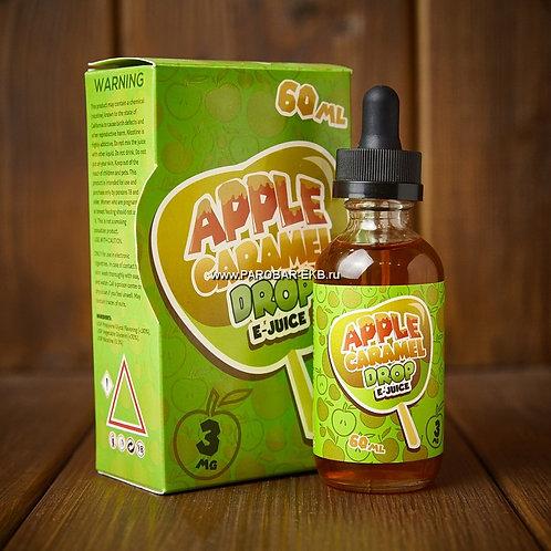 Жидкость Apple Caramel drop 60 мл USA
