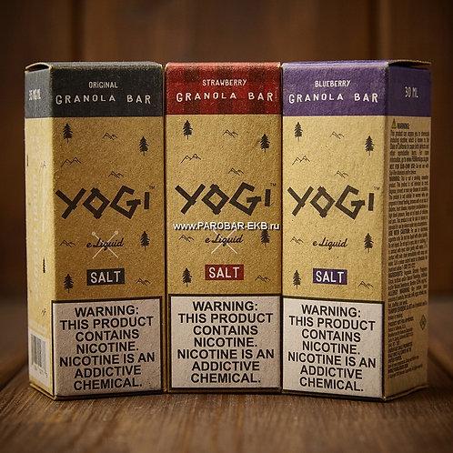 Жидкость Yogi 30 мл Salt