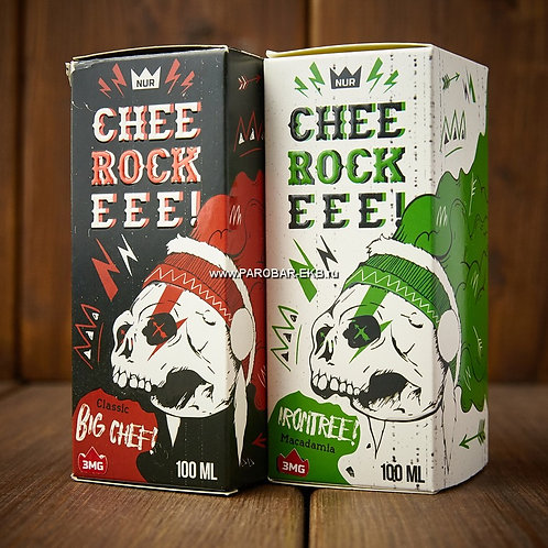 Жидкость Chee Rock Eee 100мл