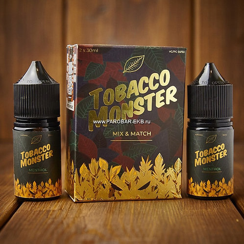 Жидкость Tobacco Monster Salt 30 мл USA