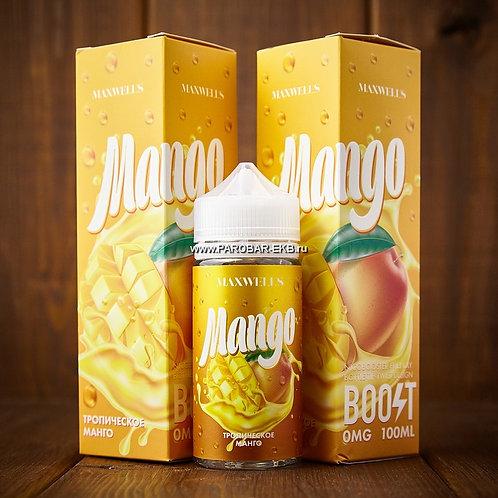 Жидкость Maxwells Mango 120 мл
