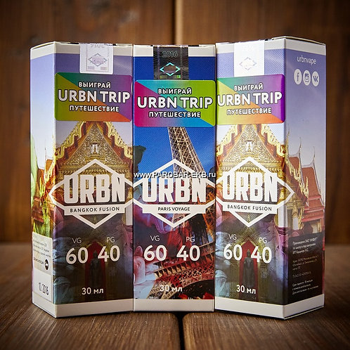 Жидкость Urbn 30 мл