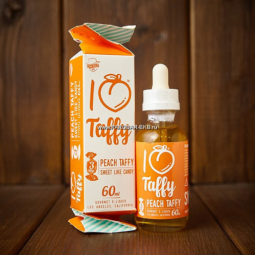 Жидкость I Love Taffy 60 мл USA