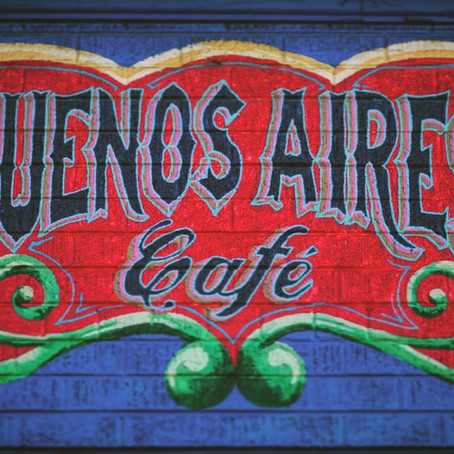 17: Buenos Aires Café - Part III