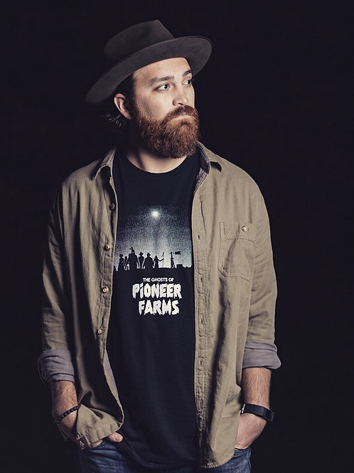 The Ghosts of Pioneer Farms Tee