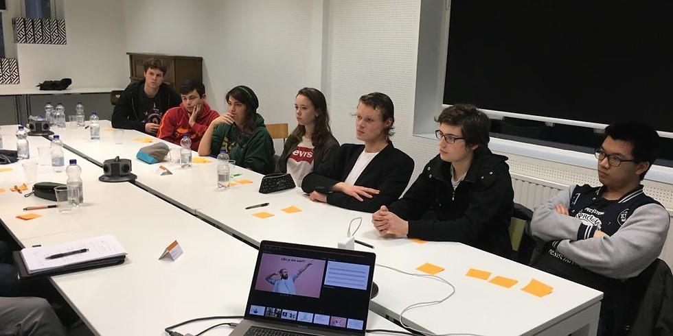 Workshop Augmented Reality in het Onderwijs