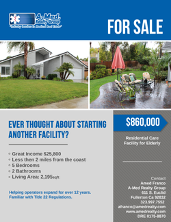 Residential Realty Poster design