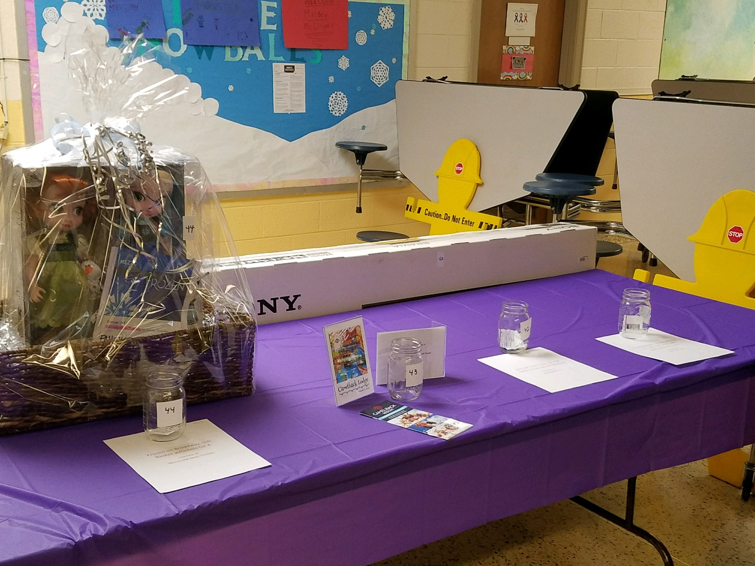 Tricky Tray Tables