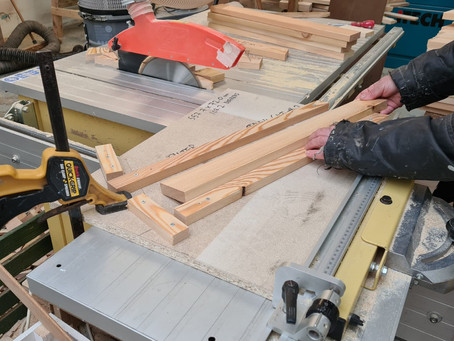 Hope Woodwork's services in demand