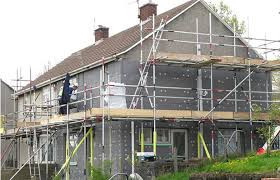 External solid wall insulation