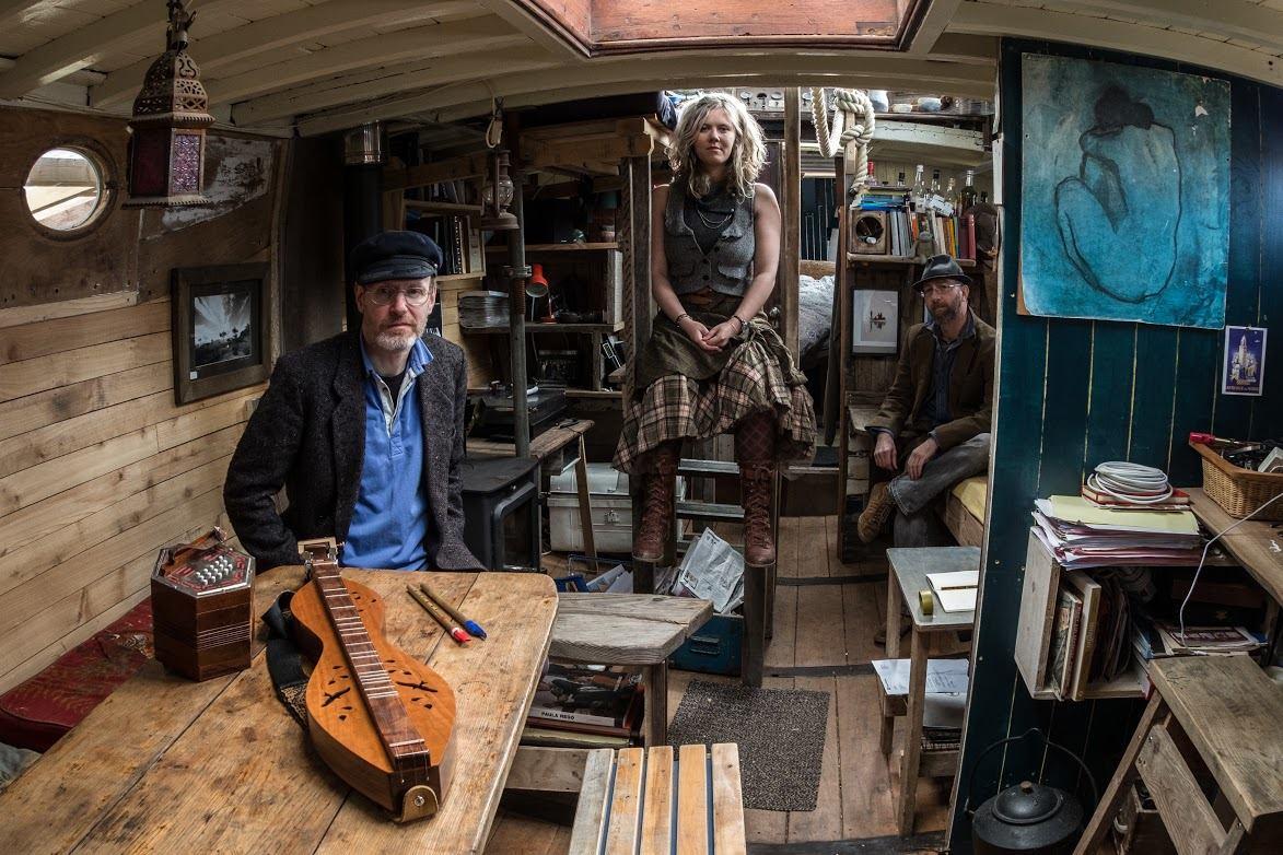 3LM at Frongoch boatyard, Aberdyfi