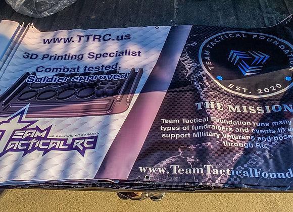 TTRC/Team Tactical Foundation Banner