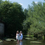 Photographe neufchateau les pieds dans l eau