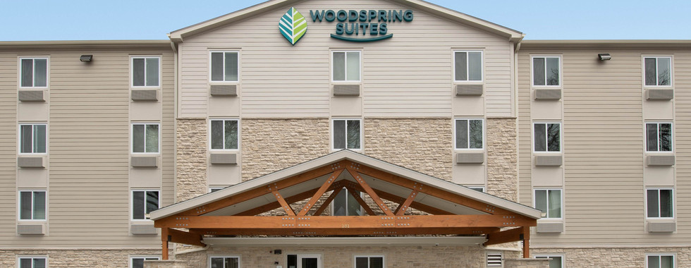 WoodSpring Suites Woodbury - Rockford Construction