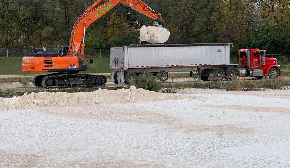Bloomington Lime Pond - Rehbein Ag Services