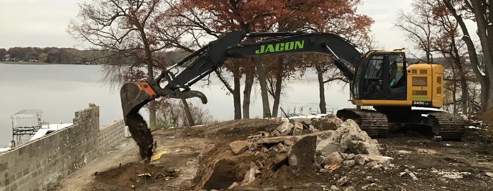 Bald Eagle Lake Demo - Husnik Homes