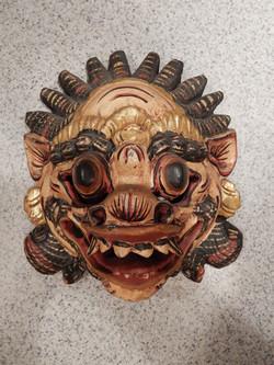 Incredible Mask!