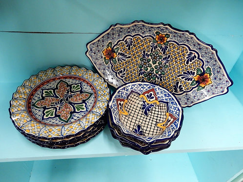 Handpainted Dishes