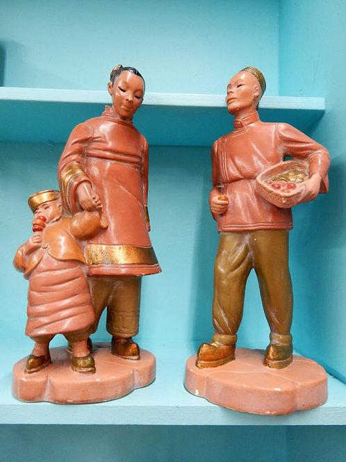 Vintage Asian Sculptures
