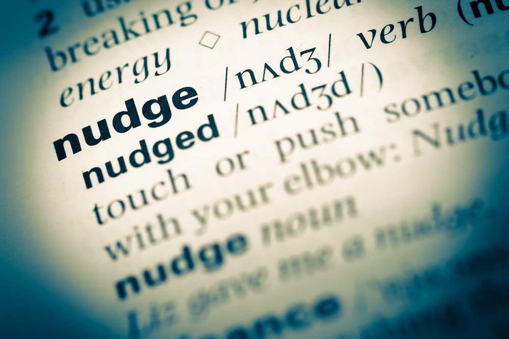 Nudge definition