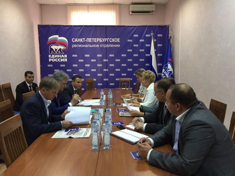Комиссия по рассмотрению законодательных инициатив начала свою работу