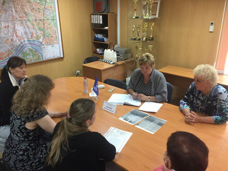 Возобновляются приёмы депутата Законодательного Собрания Санкт-Петербурга Сергеевой Веры Владимировн