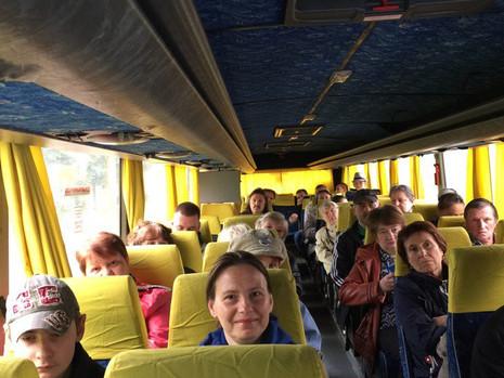 9 июля для жителей МО Пискаревка были организованы две экскурсии