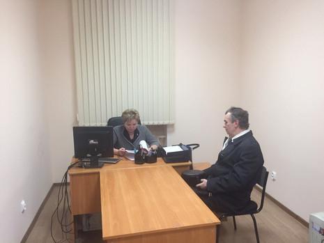 24 ноября прошел прием жителей Красногвардейского района