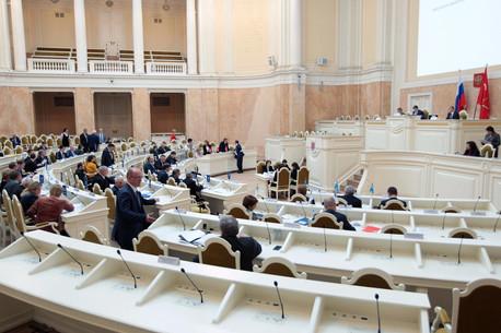 Итоги заседания Законодательного Собрания СПб от 4 октября 2017 года