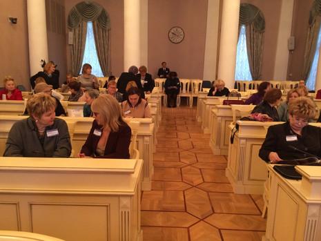 Сергеева Вера Владимировна приняла участие в работе Международной женской конференции «Восток и Запа