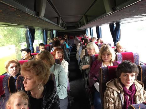 Муниципального образование Финляндский Округ организовало для медицинских работников экскурсию &quot