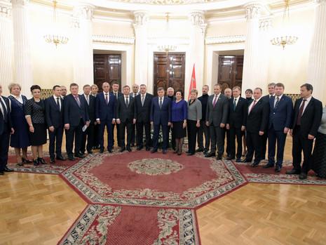 Петербургский парламент заключил Соглашение о сотрудничестве с Законодательным Собранием Севастополя