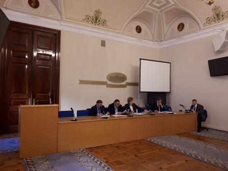 Заседание постоянной комиссии по вопросам правопорядка и законности
