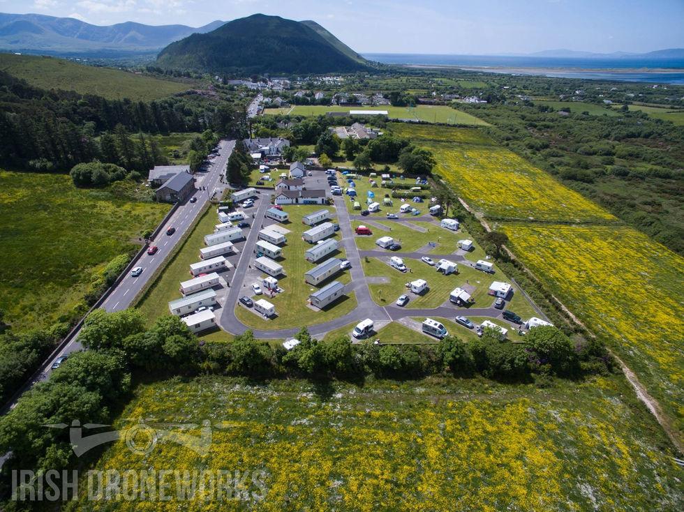 Glenbeigh caravan park