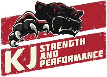 KJ Strength & Performance Logo