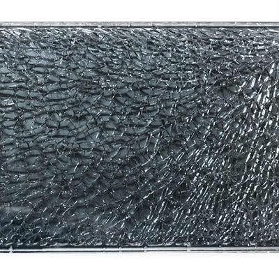 Grey cracked glass splashbacks Liverpool, Merseyside, Northwest,
