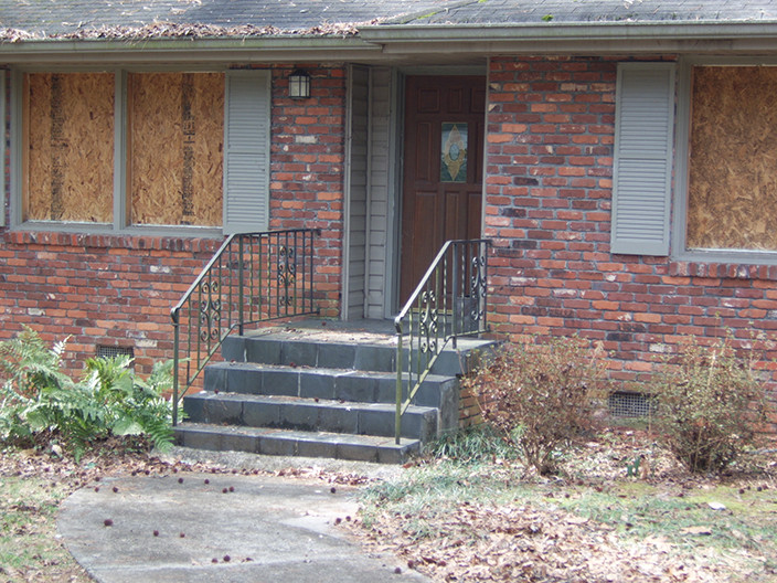 Abandoned House Opportunity