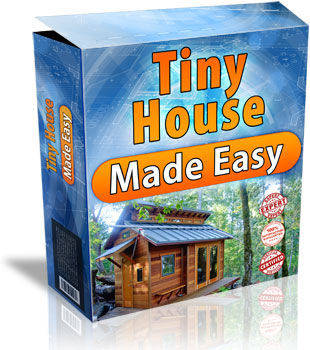 Tiny House Made Easy Plans