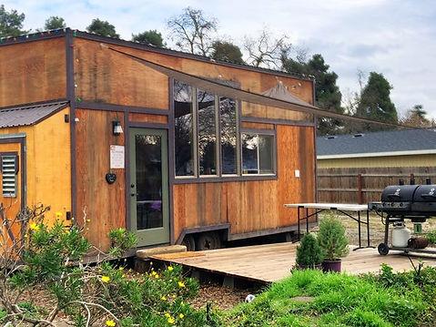 Self-Built Tiny House