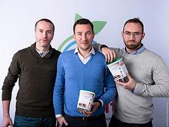 les trois co fondateurs Nutri'Earth.jpg