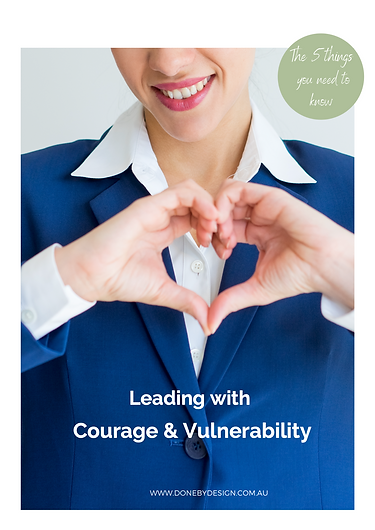 Courange and Vulnerability Leadership 02