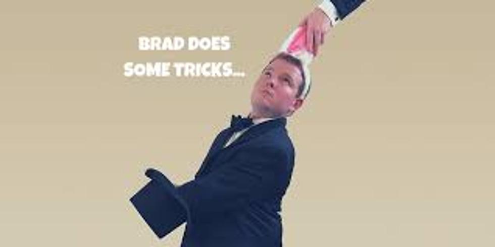 Brad Does Some Tricks!